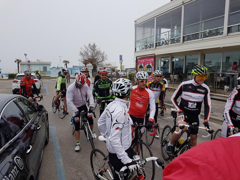 2017/03/16 Stage à Riccione en Italie