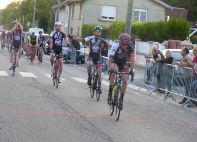Le quatuor bragard a dirige la course quasiment de bout en bout