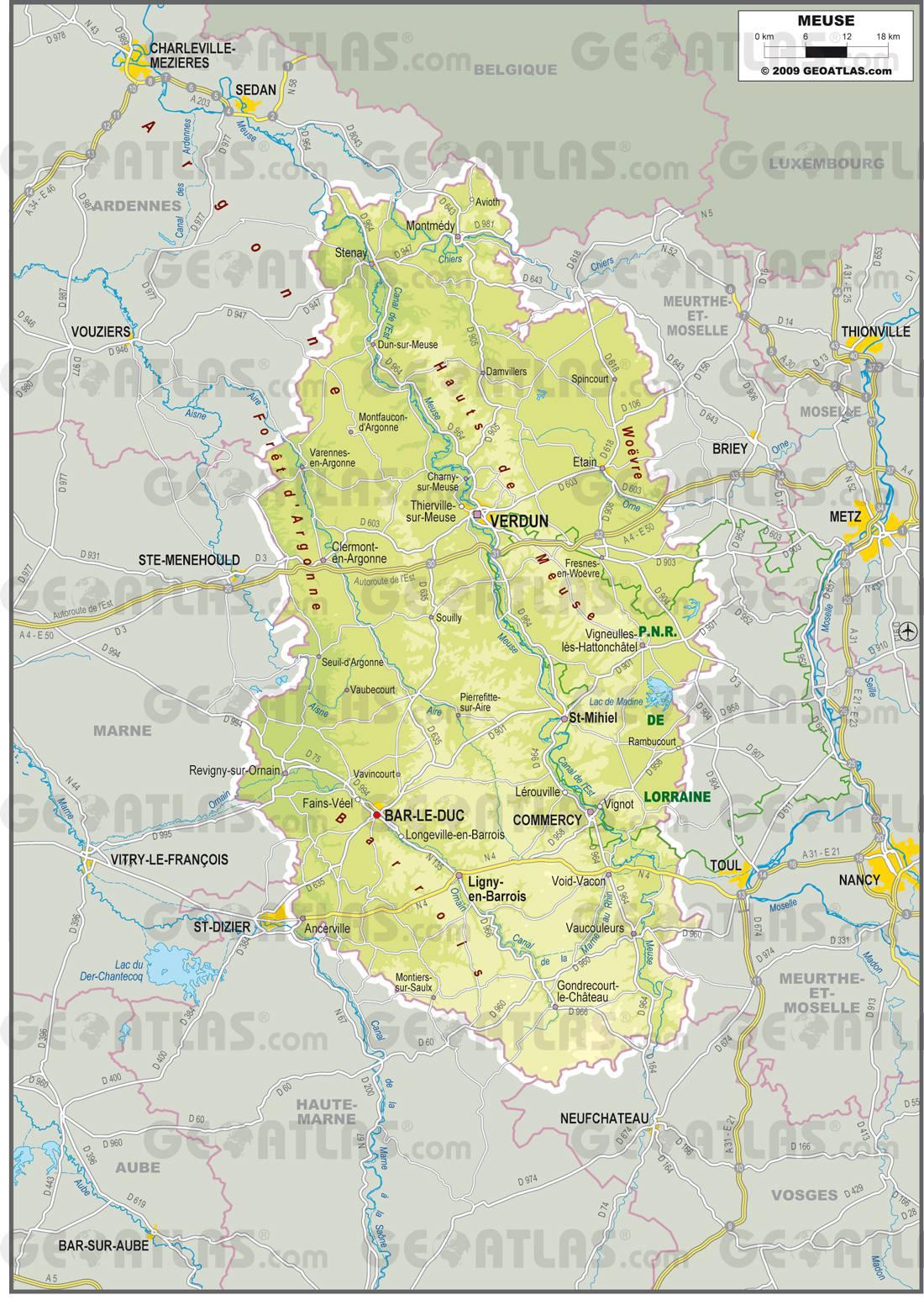 Meuse carte 1